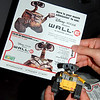 Wall-E and Ticket