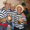 Three amigos from Venice.