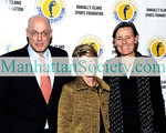 NEW YORK-NOVEMBER 24:  United States Treasury Secretary Henry Paulson, Honoree Wendy Paulson and Karen Cohen, Founder and President Randall's Island Sports Foundation attend 2008 Randall's Island Sports Foundation Champion's for Children's Gala at The Plaza Hotel, New York, NY on Monday, November 24, 2008  (Photo Credit: Gregory Partanio/ManhattanSociety.com)