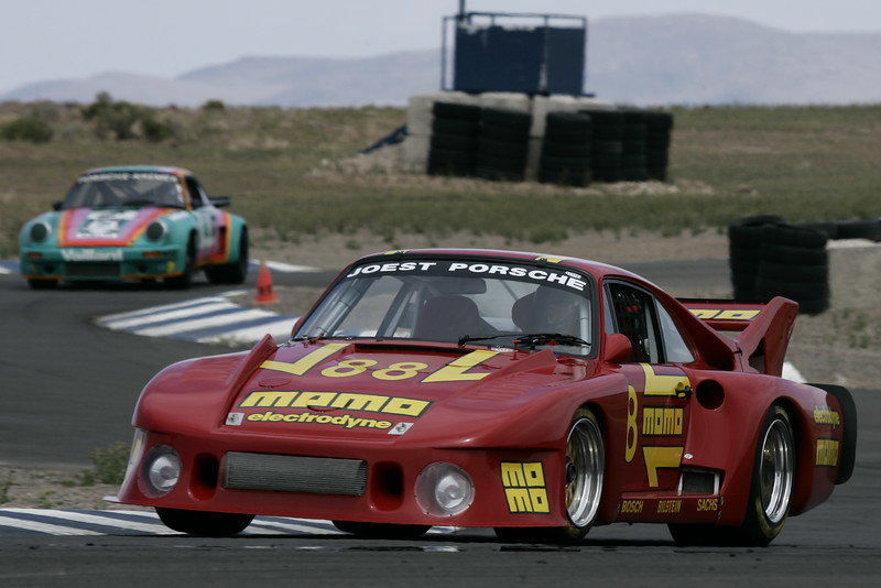 2008 Reno Historic Races - Porsche Race 030