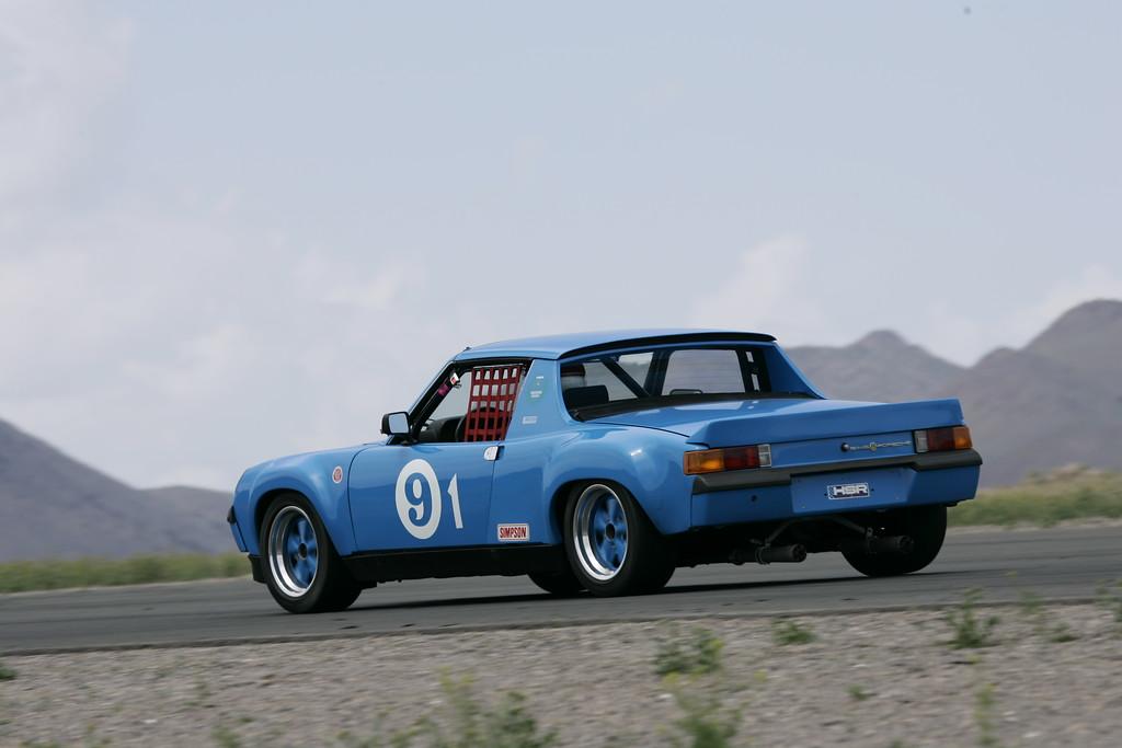 2008 Reno Historic Races - Porsche Race 043