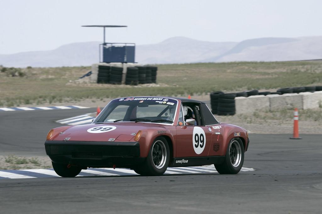 2008 Reno Historic Races - Porsche Race 007