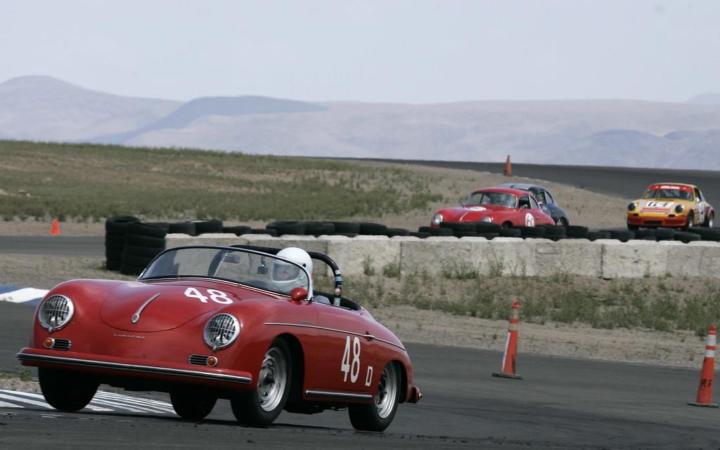 2008 Reno Historic Races - Porsche Race 004