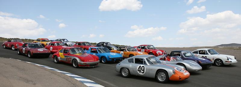 2008 Reno Historic Races - Porsche Group 1