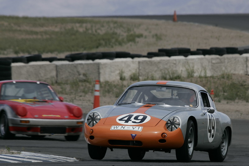2008 Reno Historic Races - Porsche Race 022