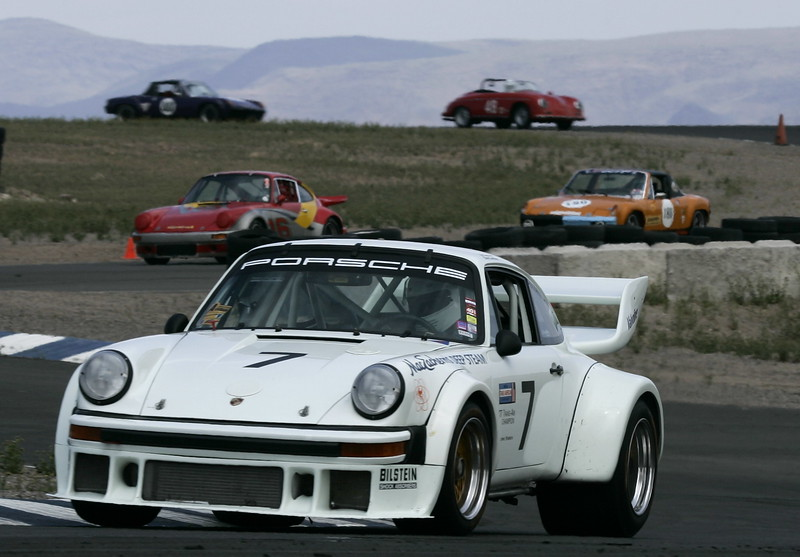 2008 Reno Historic Races - Porsche Race 011