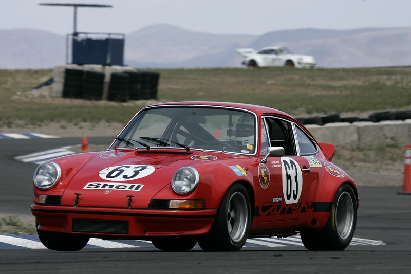 2008 Reno Historic Races - Porsche Race 020