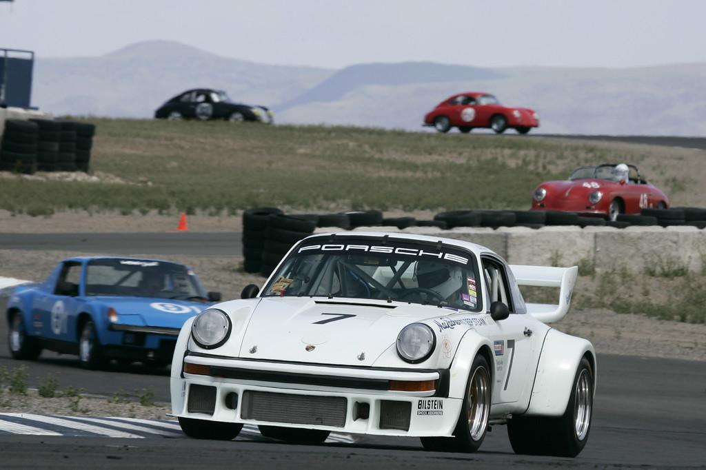 2008 Reno Historic Races - Porsche Race 002