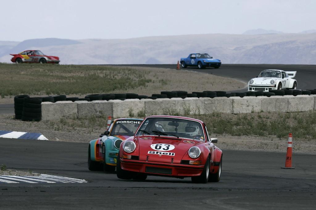 2008 Reno Historic Races - Porsche Race 009