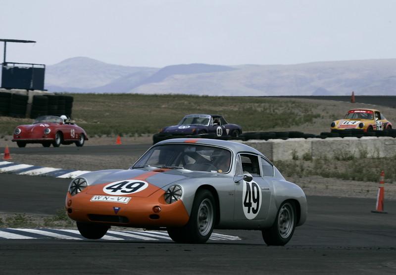 2008 Reno Historic Races - Porsche Race 012