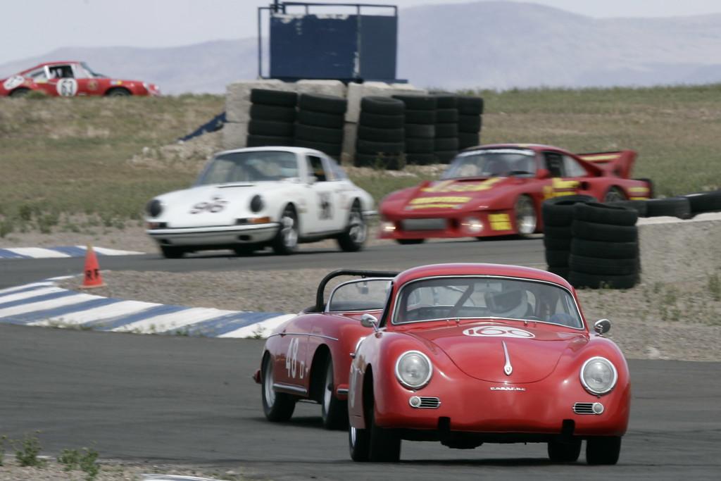 2008 Reno Historic Races - Porsche Race 036