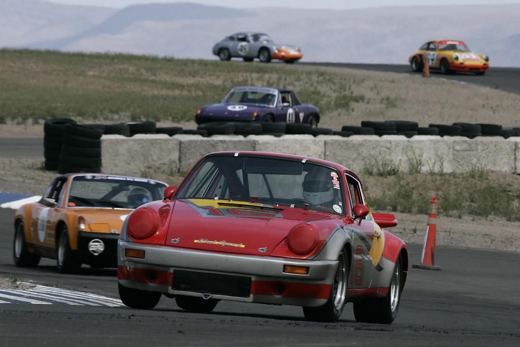 2008 Reno Historic Races - Porsche Race 003