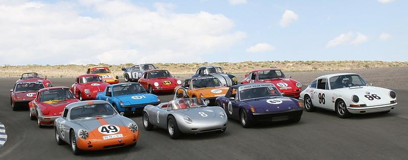 2008 Reno Historic Races - Porsche Group 2
