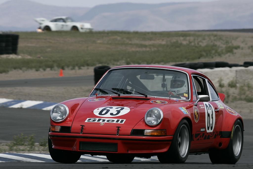 2008 Reno Historic Races - Porsche Race 019