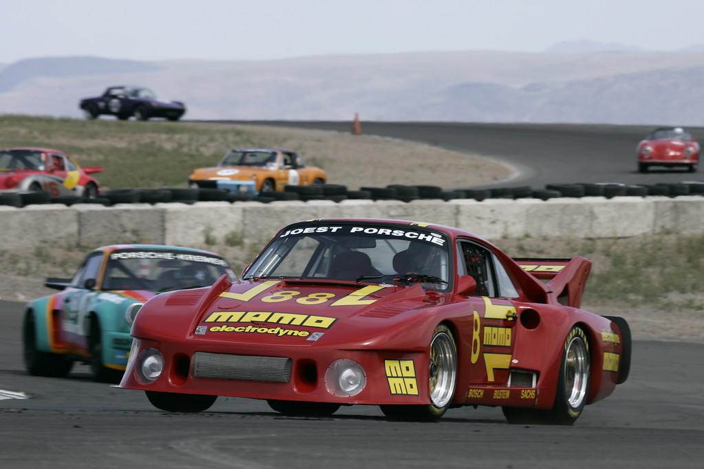 2008 Reno Historic Races - Porsche Race 001