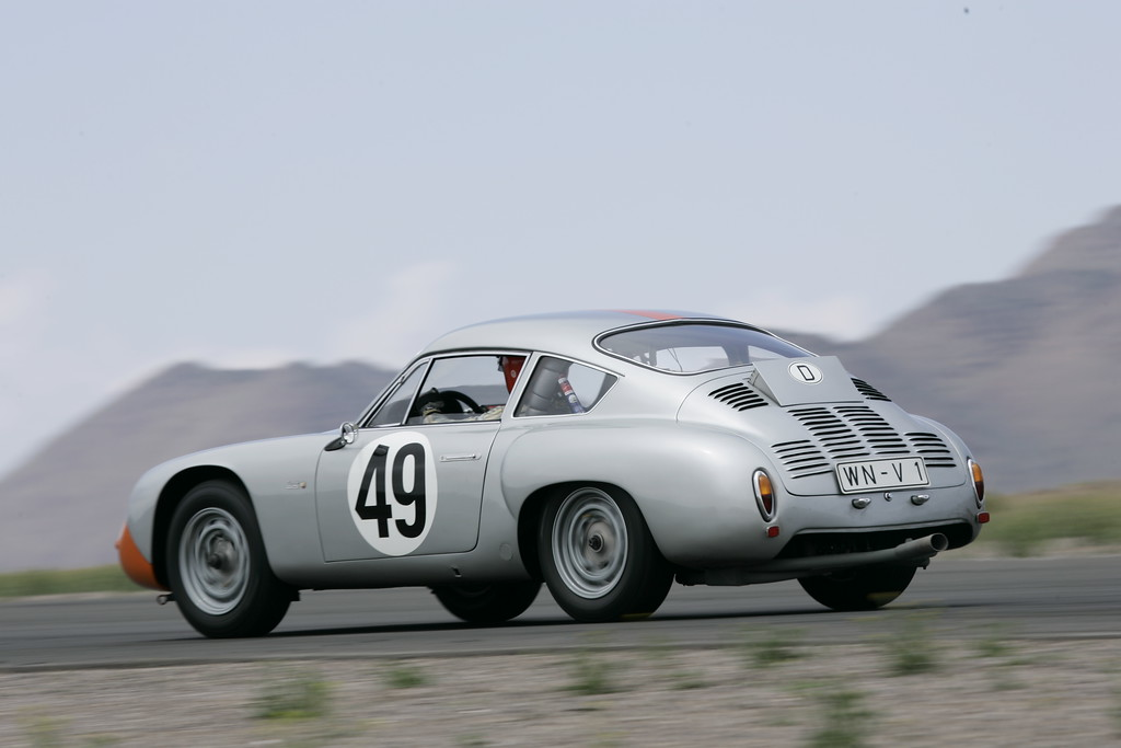 2008 Reno Historic Races - Porsche Race 046