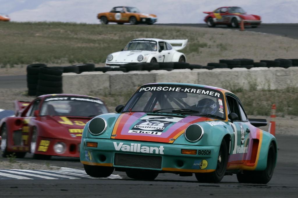 2008 Reno Historic Races - Porsche Race 010