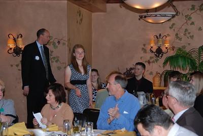 2008 Scholorship Awards