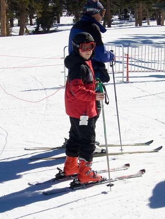 2008 Skiing Holiday At Heavenly