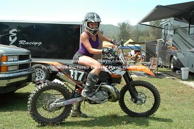 2008 Team 8 Hour Race at Cookson Creek Farms Conasaugua TN Adult Bikes