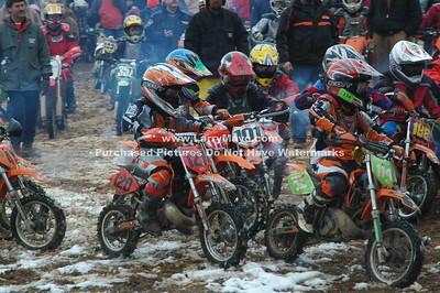 2008 Tri-Sanction Perry Mountain Hare Scramble Kids Race