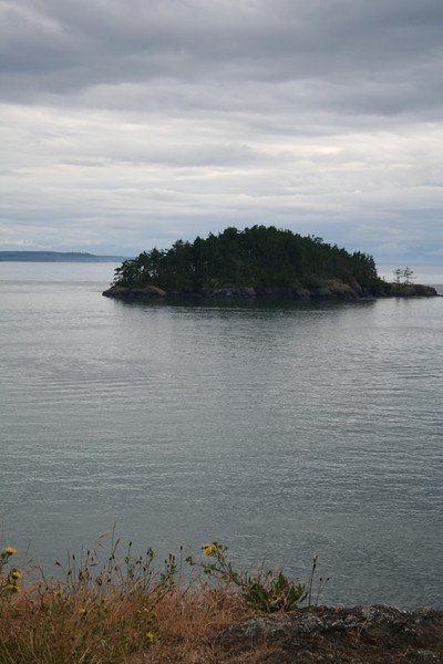 View from Fidalgo Island