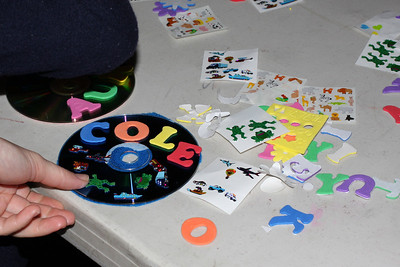 Arts and Crafts by 3R Living-THANKS- Using Recycled CDs for Coasters