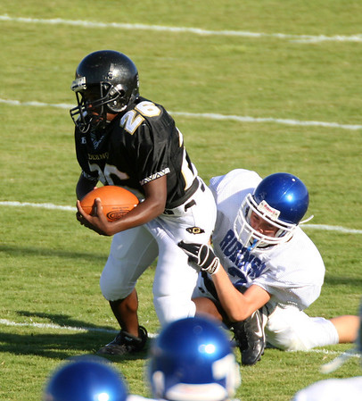 20080911 Robinson Football