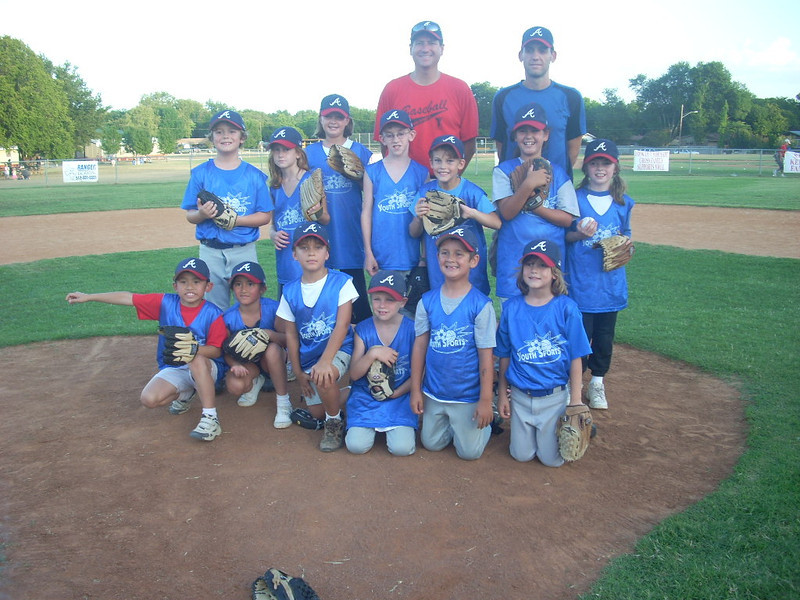 What a great kid-pitch team