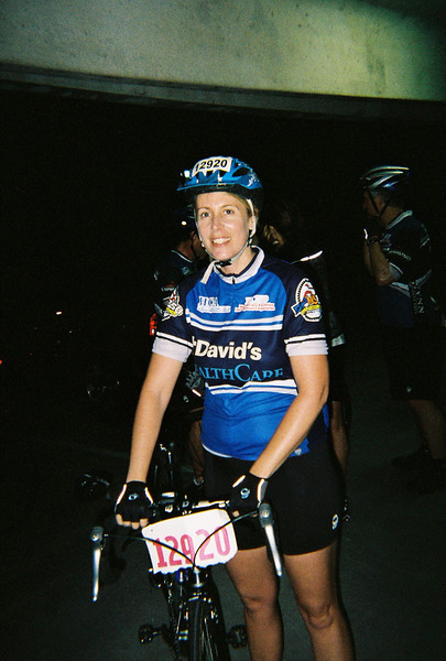 The start of the MS 150