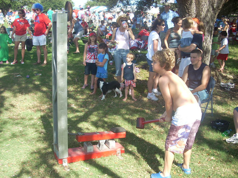 4th of July Festivities at Lost Creek Country Club