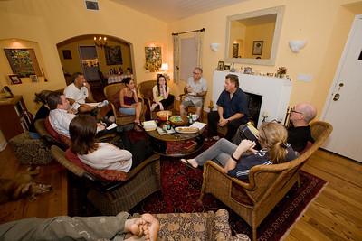 3 Jacks Peru Trip planning meeting