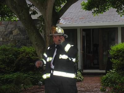 6/22/2008 Chalker Beach Structure Fire & Essex 175 Anniversary