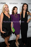 Catherine Forbes, Fabiola Beracasa, Olivia Chantecaille attend AMERICAN FRIENDS OF THE LOUVRE'S Young Patrons Circle: Soiree au Louvre  Tuesday, June 24, 2008, 9 p.m.-Midnight, ESPACE, 635 West 42nd Street, New York City, NY. PHOTO CREDIT:Copyright ©Manhattan Society.com 2008 by Christopher London | tel:Private |e-mail: ChrisLondon@manhattansociety.com