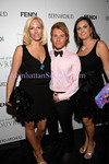 Catherine Forbes,David Chines, Channing Norton attend AMERICAN FRIENDS OF THE LOUVRE'S Young Patrons Circle: Soiree au Louvre  Tuesday, June 24, 2008, 9 p.m.-Midnight, ESPACE, 635 West 42nd Street, New York City, NY. PHOTO CREDIT:Copyright ©Manhattan Society.com 2008 by Christopher London | tel:Private |e-mail: ChrisLondon@manhattansociety.com