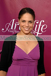 Soledad O'Brien attends 9th Annual Art For Life East Hampton 2008 Benefit at Simmons East Hampton, New York Estate. PHOTO CREDIT:Copyright ©Manhattan Society.com 2008 by Christopher London