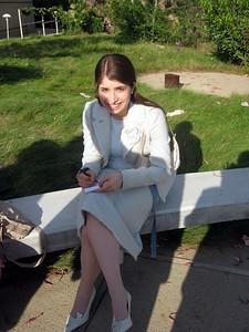 Adeena (cousin of the bride)