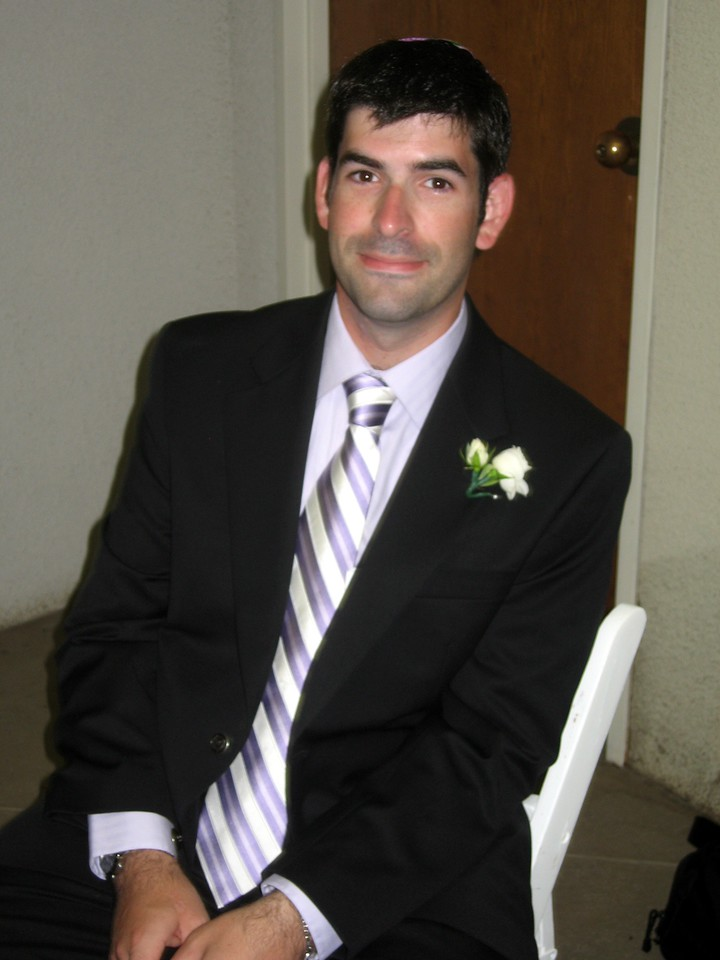 David (brother of the bride)