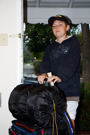 Adam Goes To Outdoor Ed.
