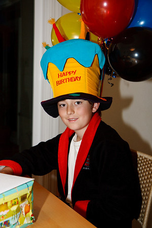Adam's 11th Birthday