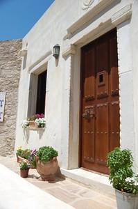 Grecian Doorway - Marguerite Vera