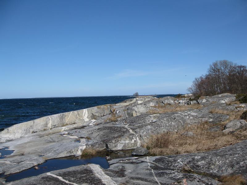 Utsikt mot Kudoxafjärden