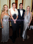 NEW YORK-DECEMBER 5: Lisa Resling Halpern, Connie Nielsen, Henrik Lundqvist & Malena Belafonte attend American Scandinavian Society's Christmas Ball 2008 Honoring Henrik Lundqvist and Connie Nielsen at its Ball of the Century at The Metropolitan Club, 1 East 60th Street, New York City, on  Friday, December 5, 2008 (Photo Credit: Christopher London/ManhattanSociety.com)
