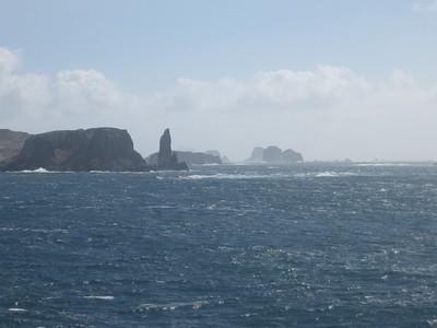 South Shetland Pinnacle - Andrew Gossen