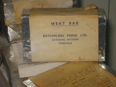 Meat bar, Port Lockroy - Andrew Gossen