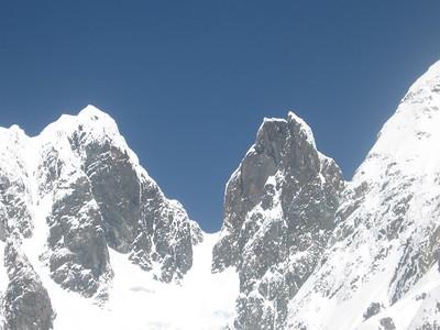 Jagged peak - Andrew Gossen