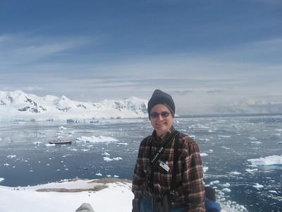 David at Meko Harbor - Andrew Gossen