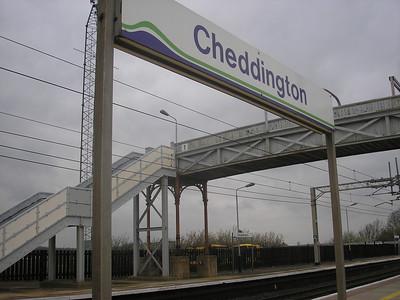 Cheddington, April 2008