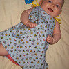 Adorable dress from Aunt Kati & Uncle Doug