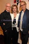Edward Bennett, Arianna Huffington & Dusty Wright